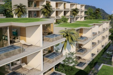 Sea View Condominium In Patong ID.18PA106 4