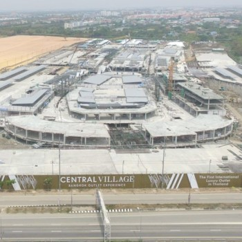 Minister calls for probe on legality of the new Central Village luxury mall at BKK 9