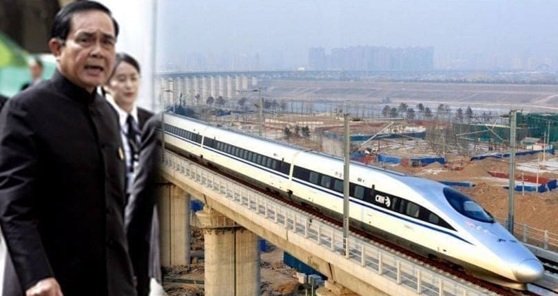 Thailand's high-speed railway will carry first passengers in 2023